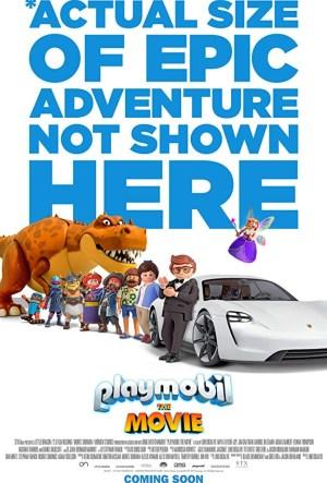 Playmobil: The Movie (2019) [Animation]